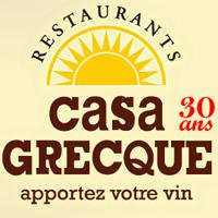 Casa Grecque - Promotions & Rabais à Pierrefonds