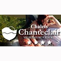 Chalets Chanteclair Resort - Promotions & Rabais pour SPA - Relais Détente