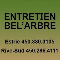 Entretien Bel'Arbre - Promotions & Rabais à Shefford