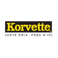 Circulaire Korvette - Flyer - Catalogue - Sainte-Claire