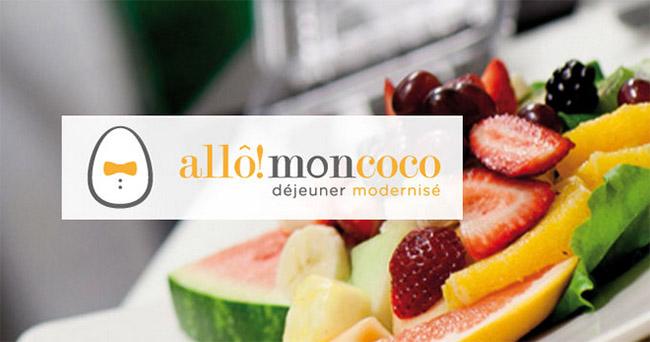 Allô Mon Coco   Déjeuner Mordernisé