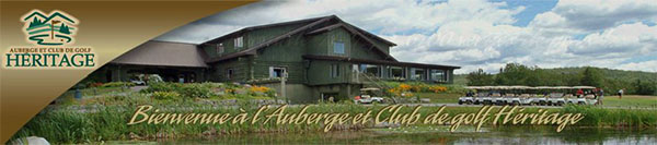 Auberge Et Club De Golf Héritage