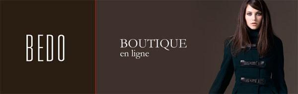 Bedo Boutique De Vêtements Homme Femme En Ligne