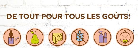 Bio Terre épicerie Santé Montreal