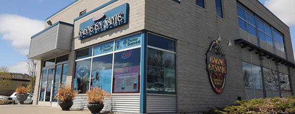 Boutique Gagné En Santé