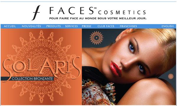 Circulaire Faces Cosmetique En Ligne