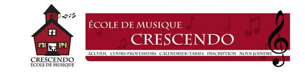 Crescendo école De Musique En Ligne