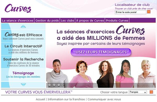Curves Centre Santé Et Perte De Poids En Ligne