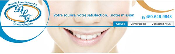 Danielle Luce Fortier Denturologiste En Ligne