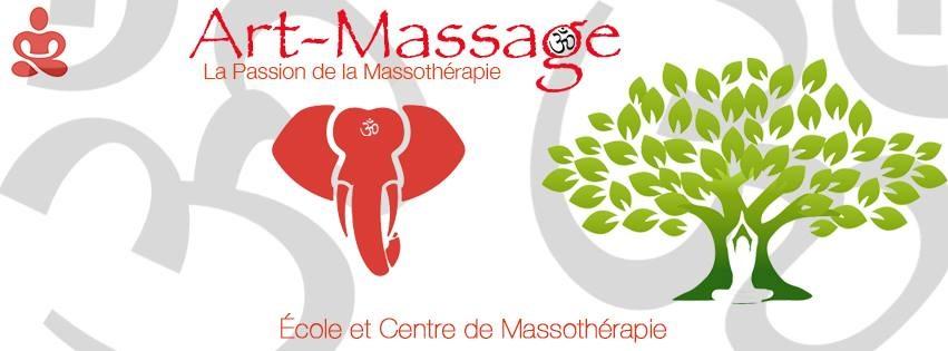 école De Massothérapie Art Massage En Ligne