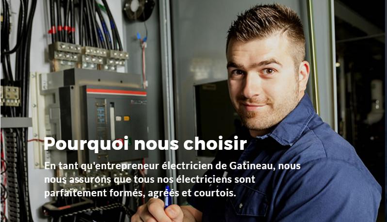 électricien Gatineau En Ligne