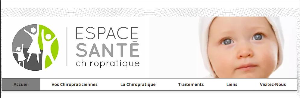 Espace Santé Chiropratique Drummondville En Ligne