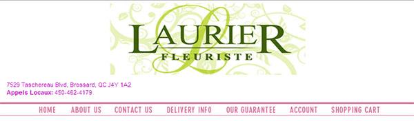 Fleuriste Laurier