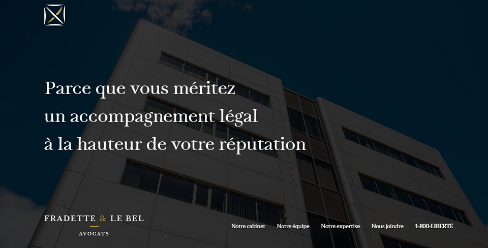 Fradette & Le Bel Avocats En Ligne