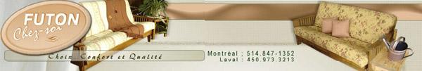 Futon Chez Soi Laval 440 En Ligne1