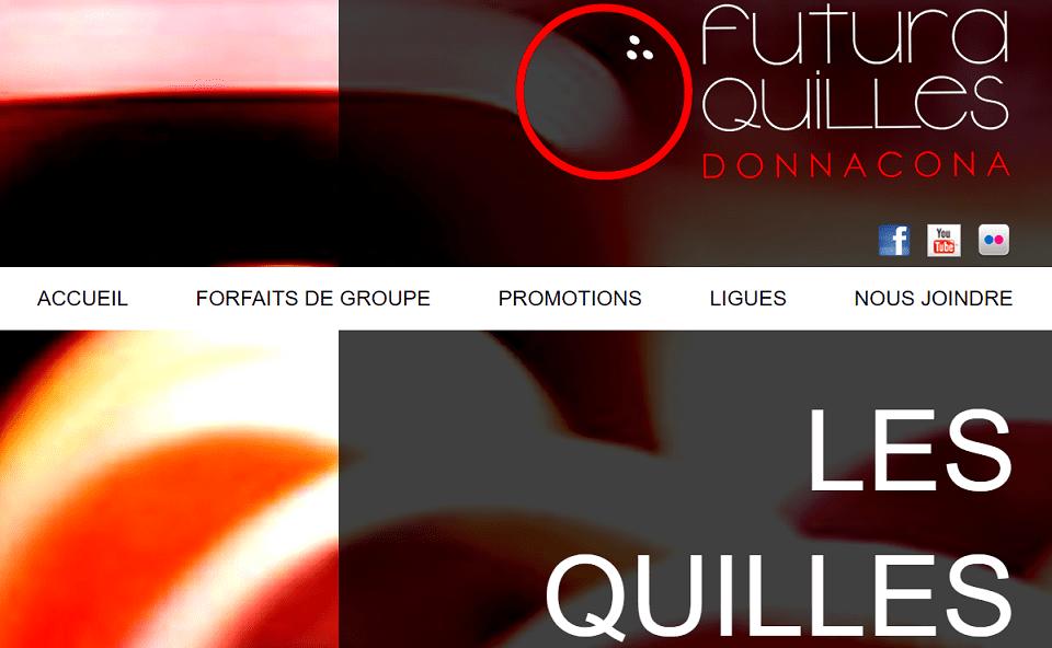 Futura Quilles Donnacona En Ligne
