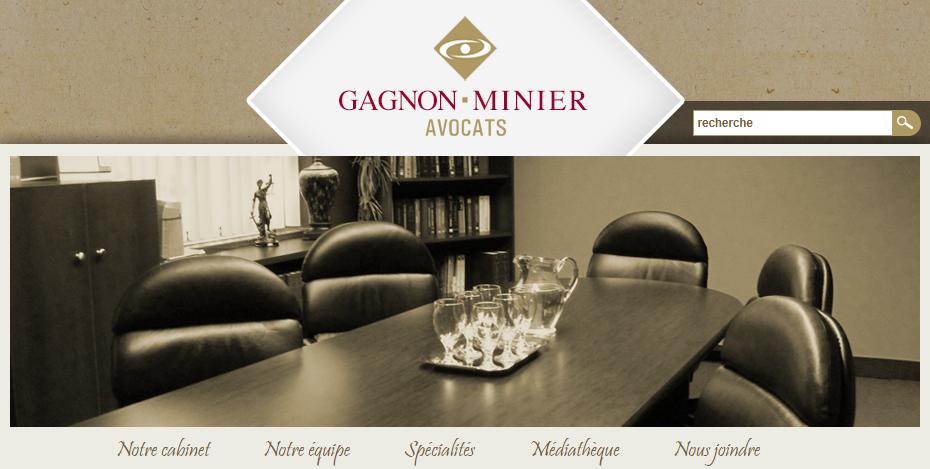 Gagnon Minier Avocats En Ligne