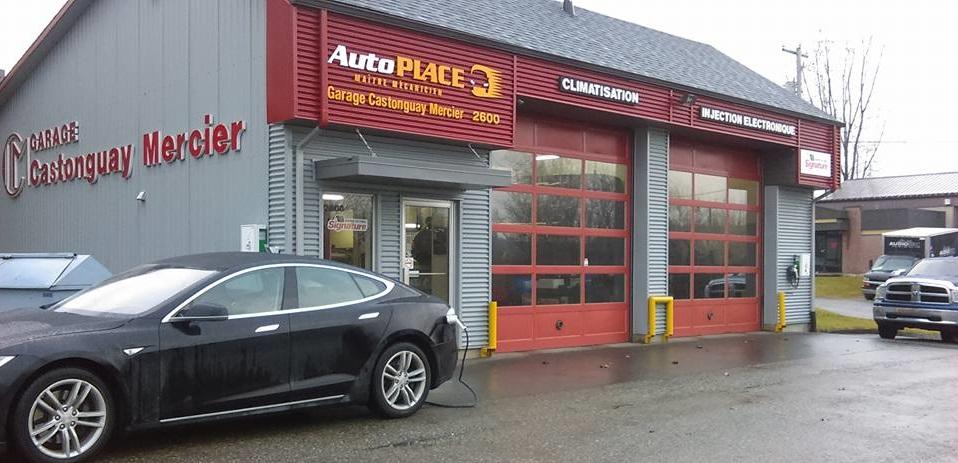 Garage Castonguay Mercier En Ligne