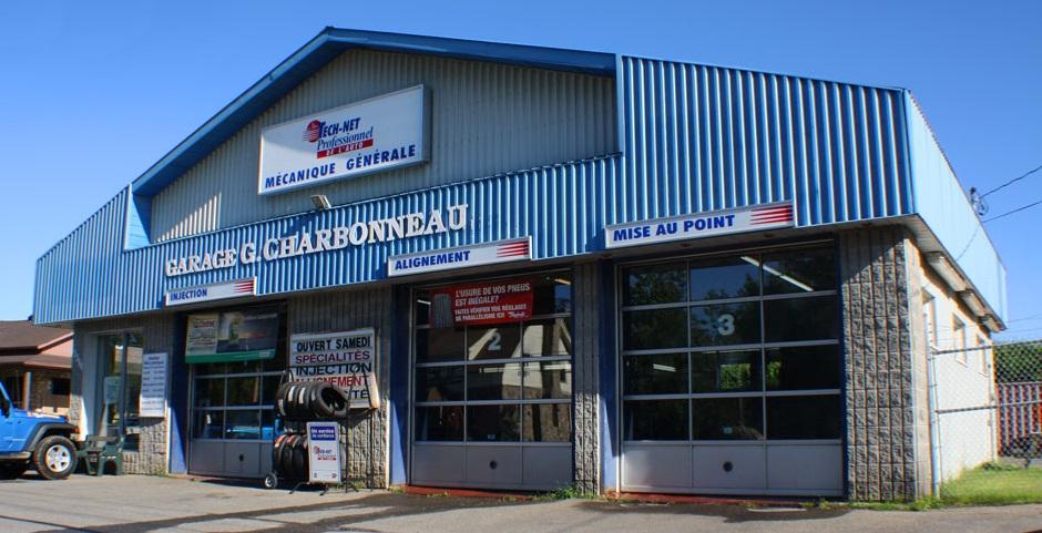 Garage Guy Charbonneau En Ligne
