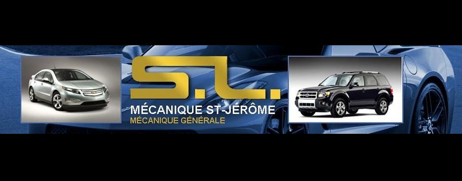 Garage S.l Mécanique St Jérome En Ligne
