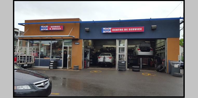 Garage Service B.ouellet En Ligne