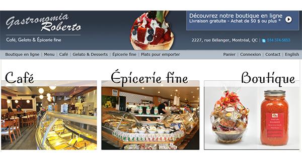 Gastronomia Roberto En Ligne