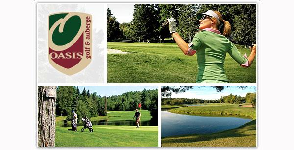 Golf & Auberge Oasis