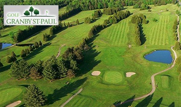 Golf Granby St Paul