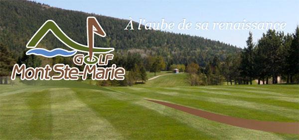 Golf Mont Ste Marie