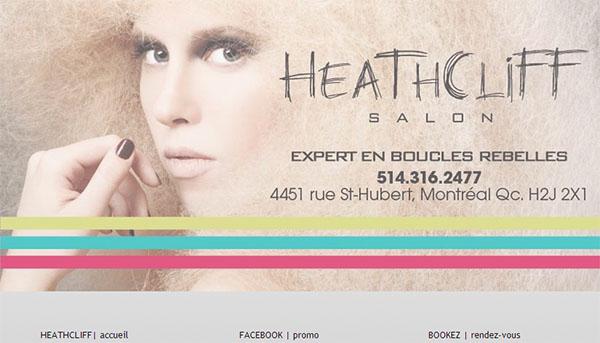 Heathcliff Salon En Ligne
