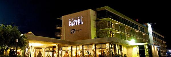 Hôtel Castel & Spa Confort
