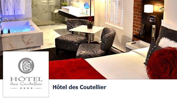 Hôtel De Coutellier