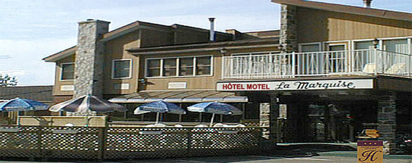 Hôtel & Motel La Marquise