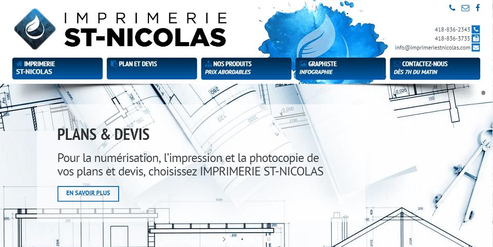 Imprimerie St Nicolas En Ligne