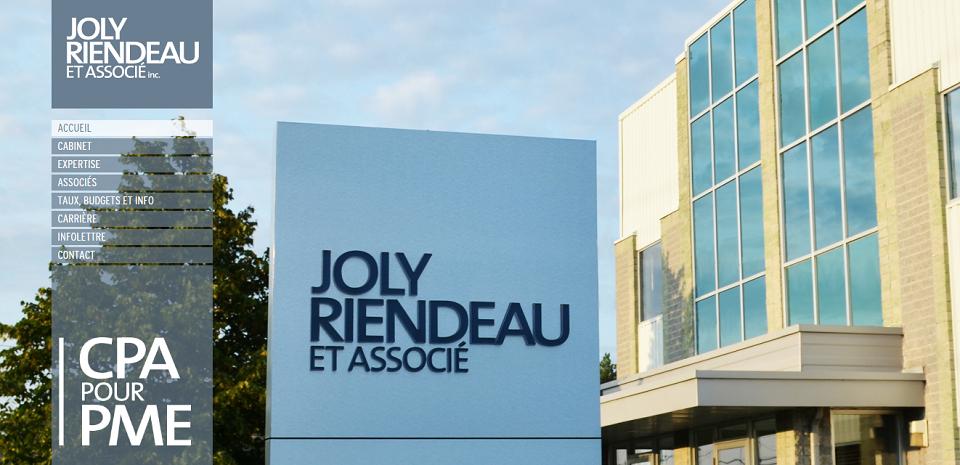 Joly Riendeau Et Associé Inc. En Ligne