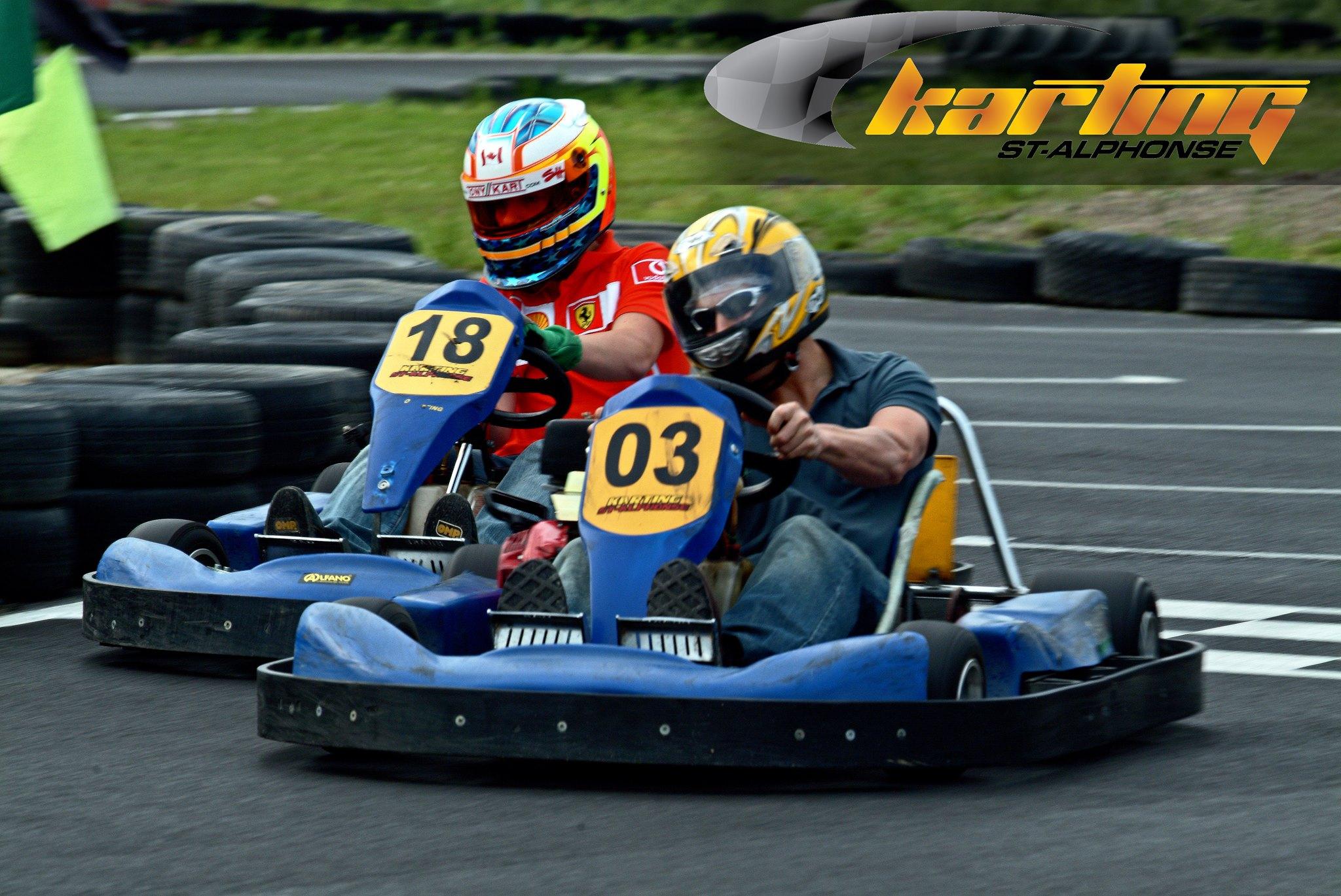 Karting St Alphonse