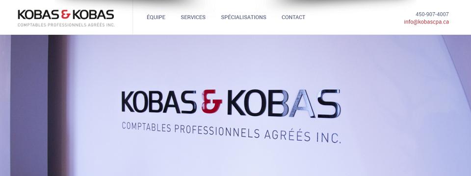Kobas & Kobas Cpa En Ligne