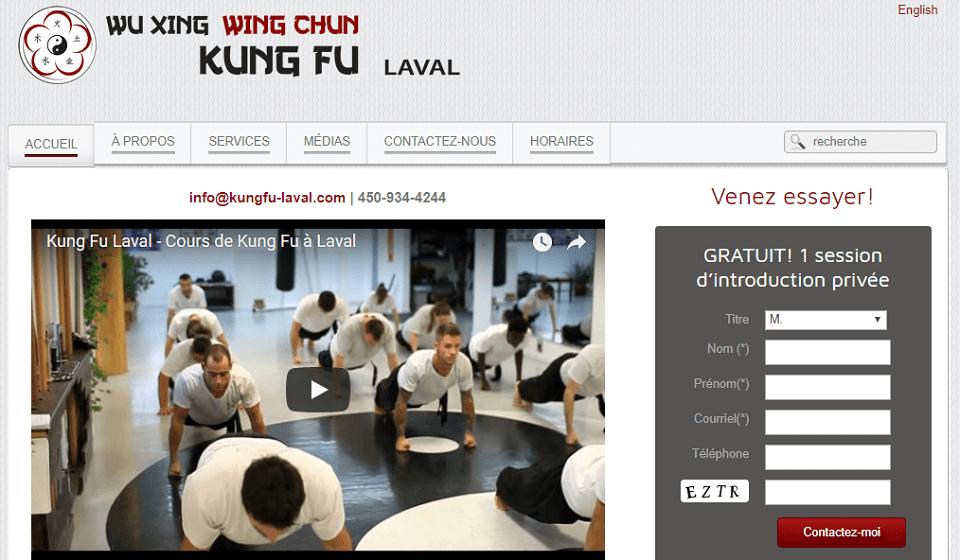 Kung Fu Laval En Ligne