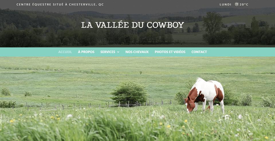 La Vallée Du Cowboy En Ligne