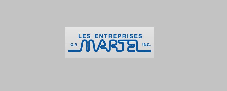 Les Entreprises G.p. Martel Inc. En Ligne