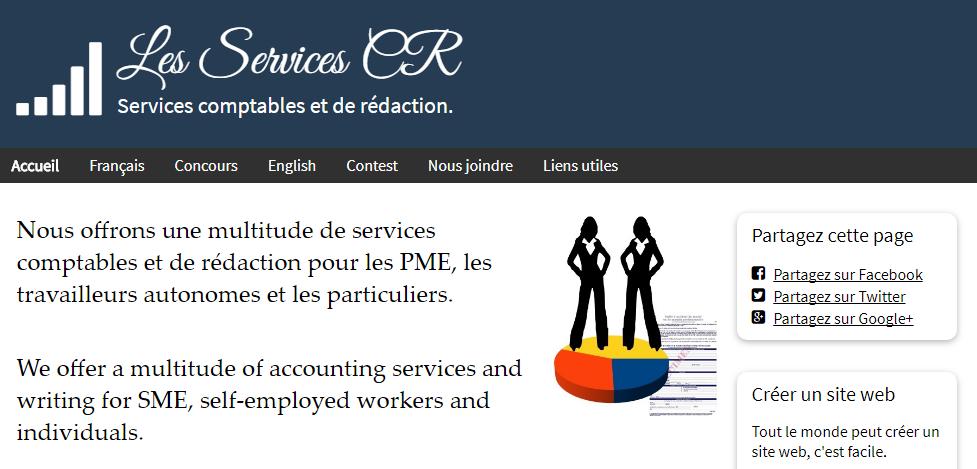 Les Services Cr Cpa En Ligne