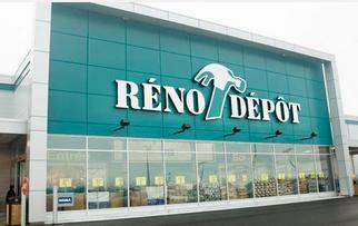 Magasin Entrepot Reno Depot