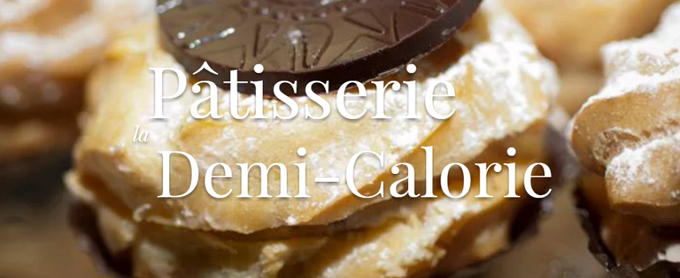 Pâtisserie la Demi-Calorie en Ligne
