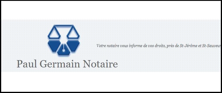 Paul Germain Notaire En Ligne