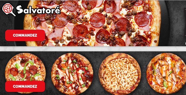 Pizza Salvatoré