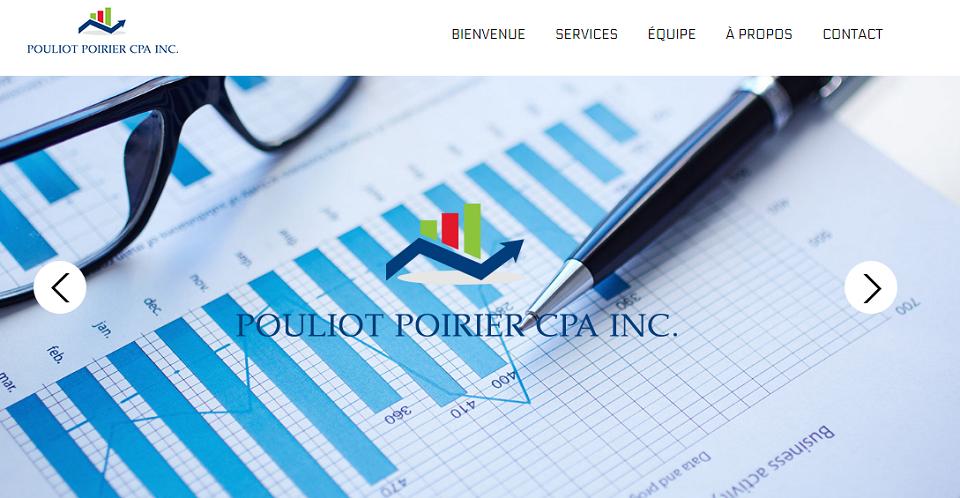 Pouliot Poirier Cpa Inc. En Ligne