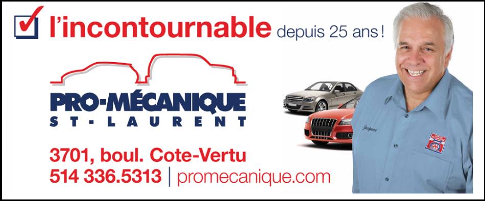 Pro Mécanique St Laurent En Ligne