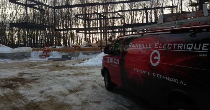 Rainville électrique En Ligne