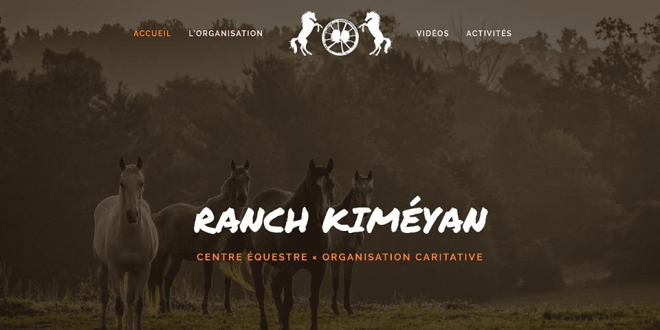 Ranch Kiméyan En Ligne