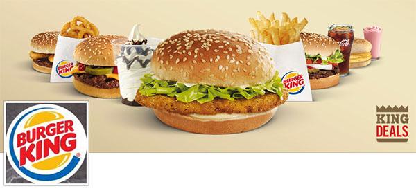 Restaurant Burger King